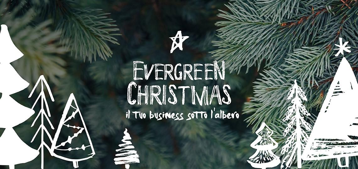 Evergreen Christmas: scopri la proposta speciale per la tua cena aziendale